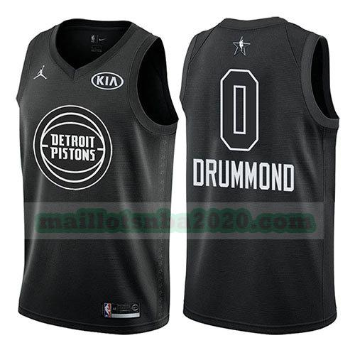 maillots Andre Drummond 0 nba all star 2018 noir