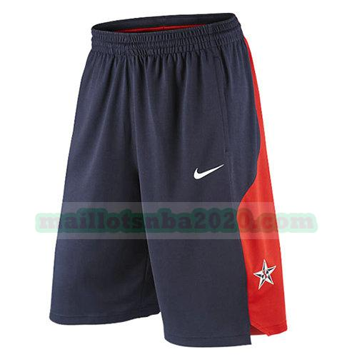 shorts nba usa 2012 bleu
